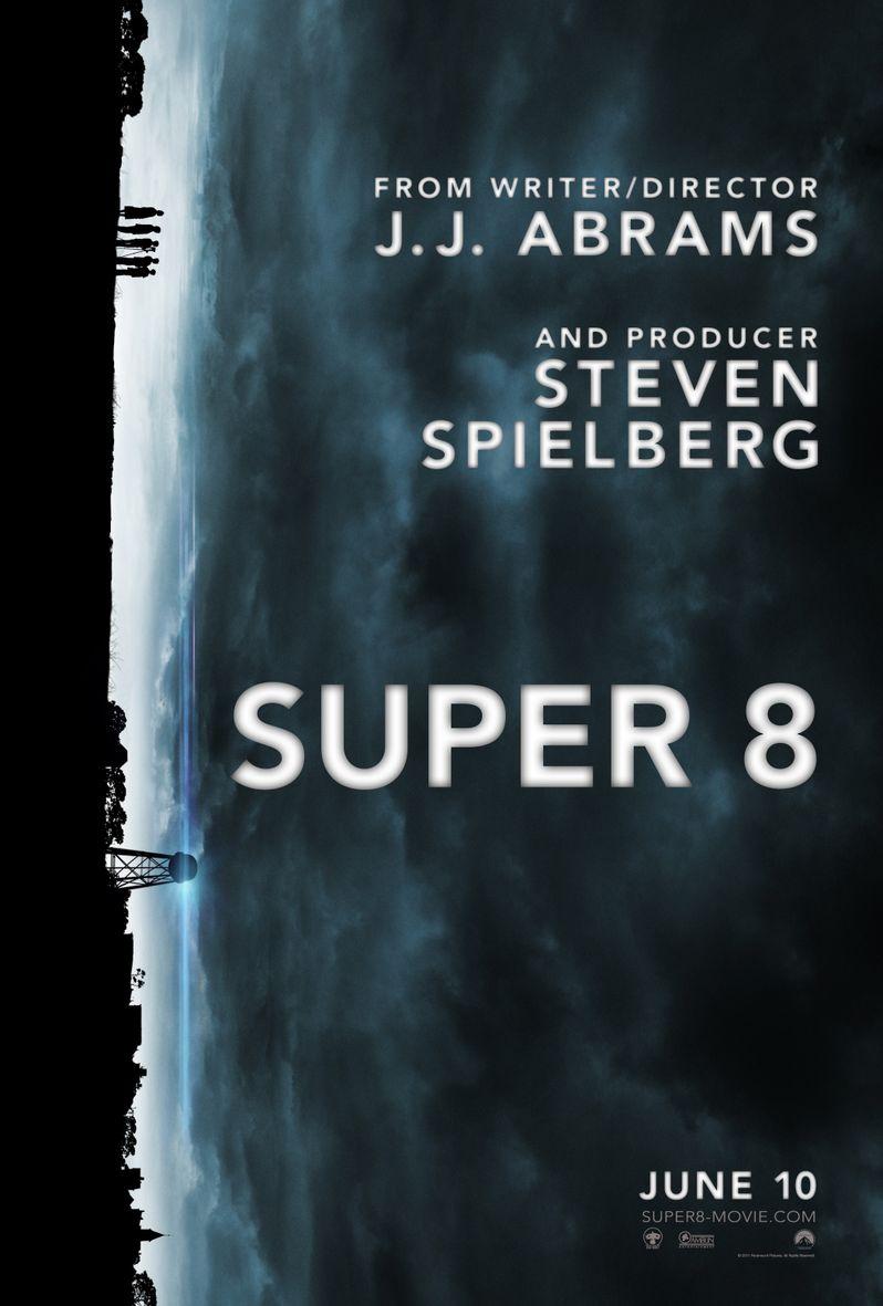 <strong><em>Super 8</em></strong> Poster