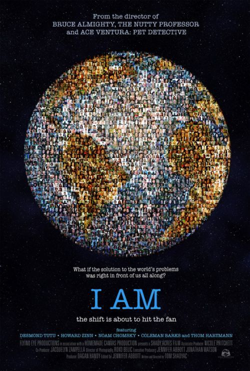 <strong><em>I Am</em></strong> Poster