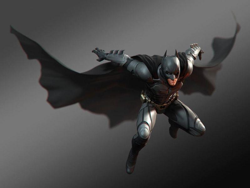 <strong><em>The Dark Knight Rises</em></strong> Flight Action Figure