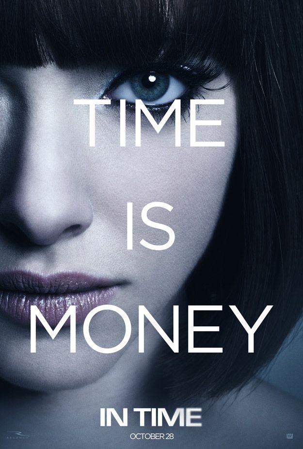 <strong><em>In Time</em></strong> Poster 3