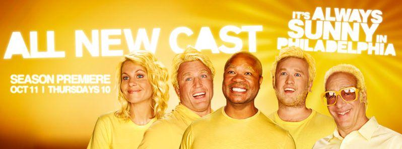 It's Always Sunny In Philadelphia Season 9 Banner #3