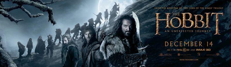 The Hobbit Poster 1