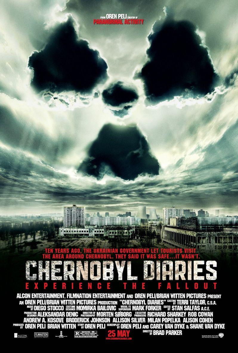 <strong><em>Chernobyl Diaries</em></strong> Poster