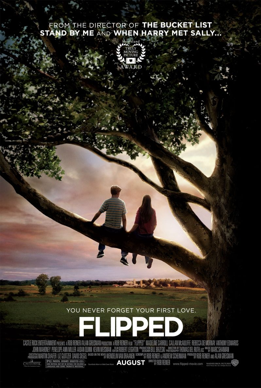 <strong><em>Flipped</em></strong> Poster