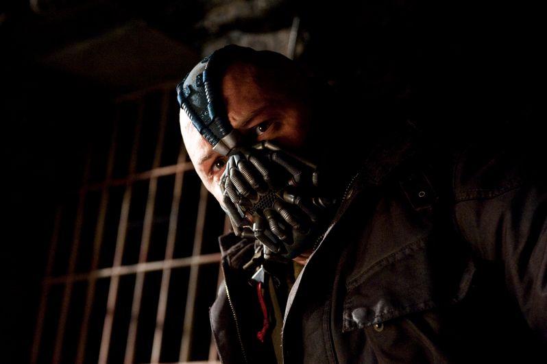 <strong><em>The Dark Knight Rises</em></strong> Bane Photo