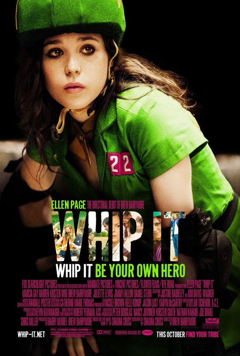 <strong><em>Whip It!</em></strong> Poster