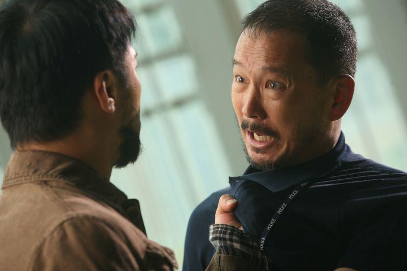Leon Lai stars as Detective Manfred and Liu Kai Chi as Cheung