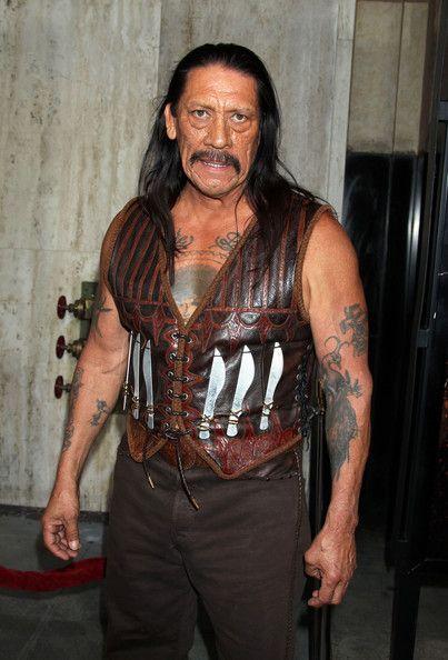 Danny Trejo at the <strong><em>Machete</em></strong> L.A. Premiere