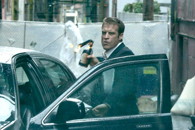 Mark Valley as Christopher Chase