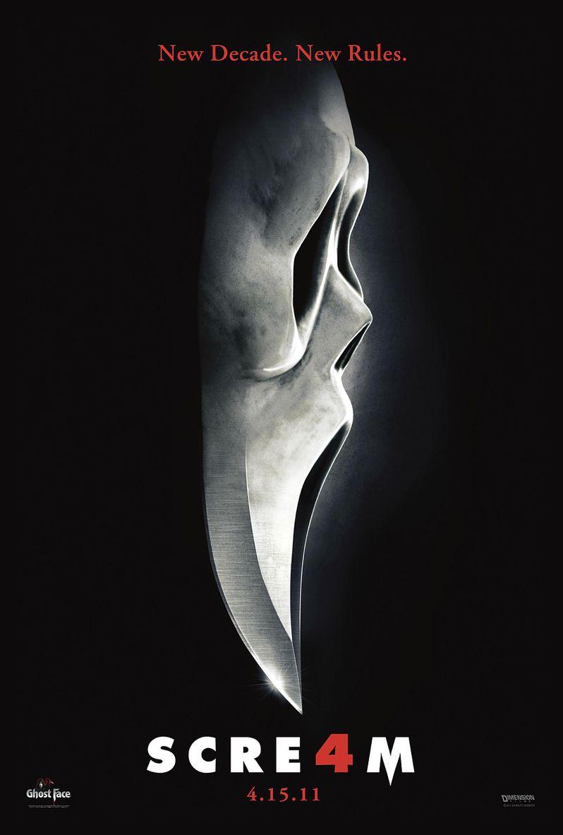 <strong><em>Scream 4</em></strong> Poster