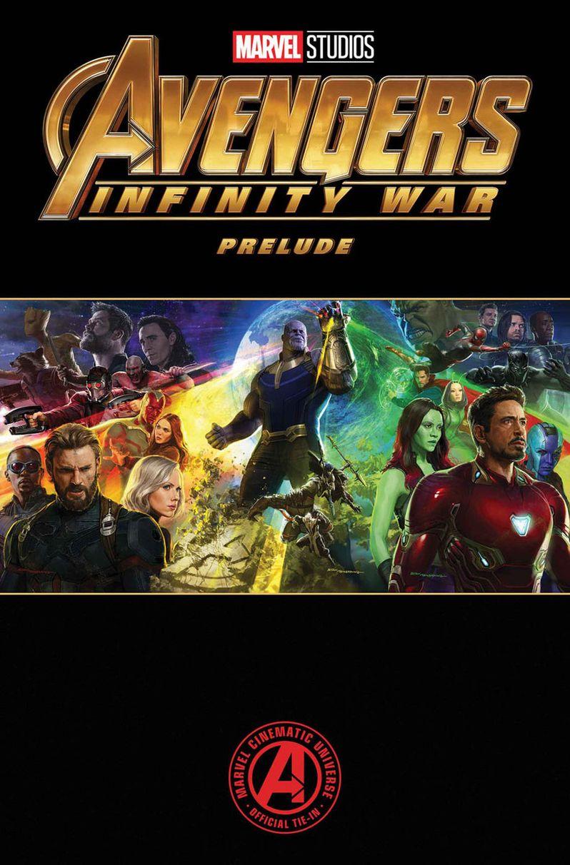 Avengers Infinity War Prequel Comic