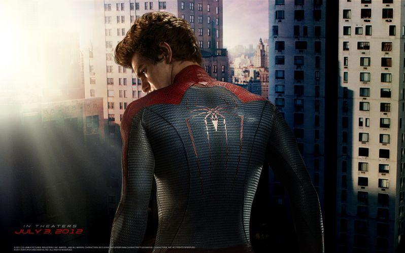 <strong><em>The Amazing Spider-Man</em></strong> Peter Parker Wallpaper