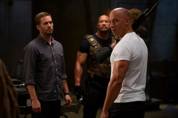Fast and Furious 6 Set Photo #1