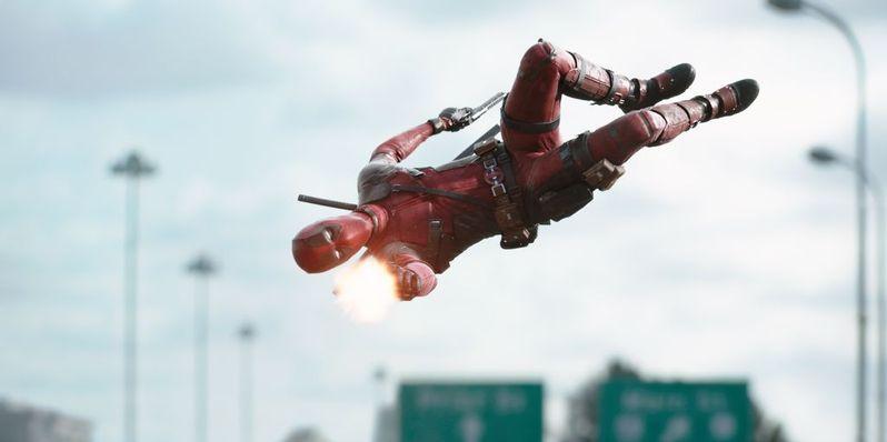 <strong><em>Deadpool</em></strong> Photo