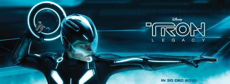 Tron Legacy Banner