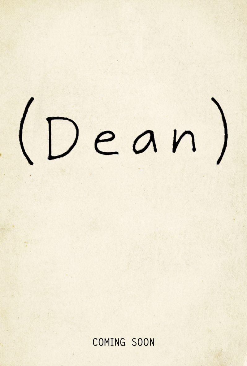 <strong><em>Dean</em></strong> movie poster