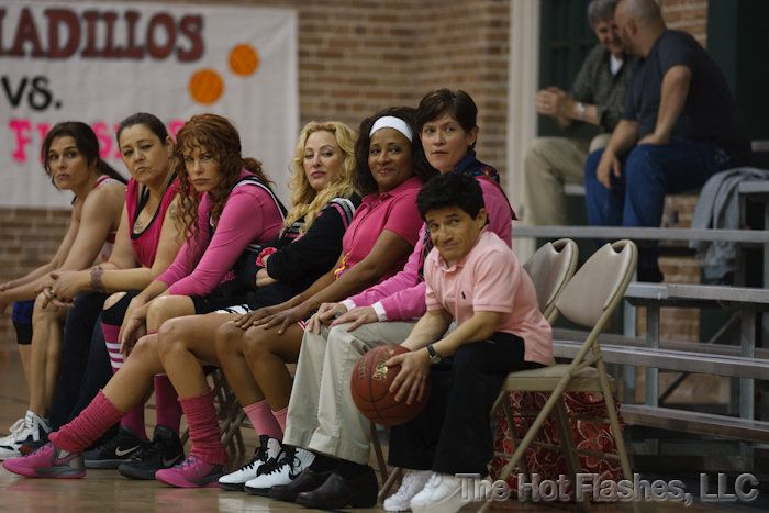 <strong><em>The Hot Flashes</em></strong> Photo 1