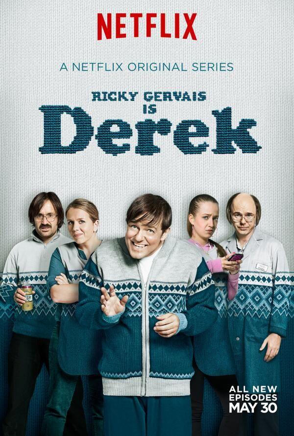 <strong><em>Derek</em></strong> Season 2 Poster