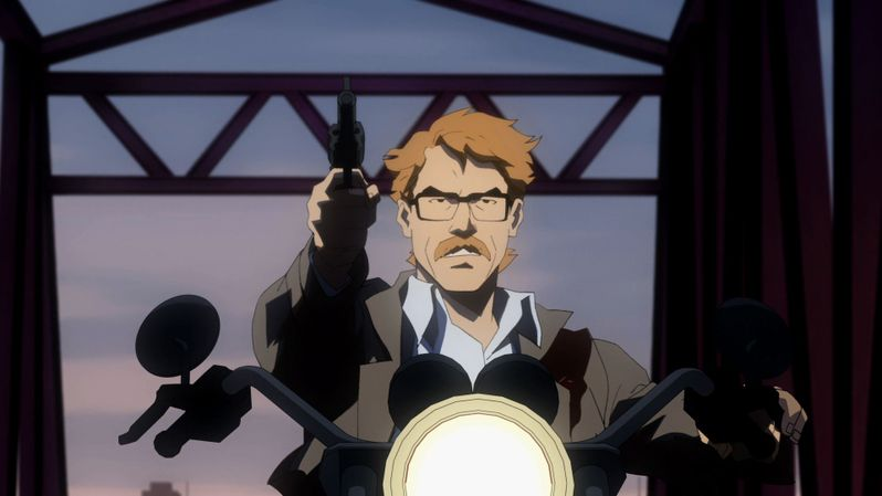 Bryan Cranston Voices Gordon in <strong><em>Batman: Year One</em></strong> #5