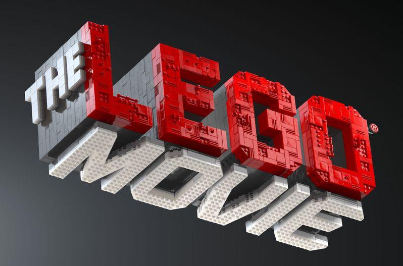 <strong><em>The Lego Movie</em></strong> Logo