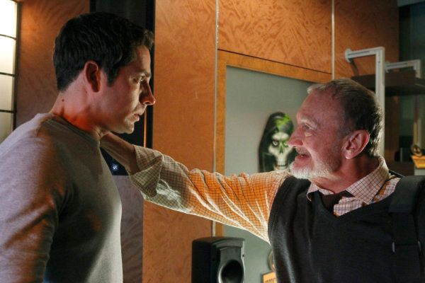 <strong><em>Chuck</em></strong>'s Scott Krinsky and Vik Sahay Talk Halloween