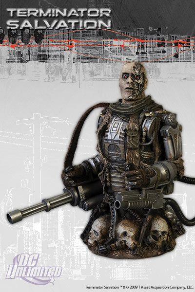 <strong><em>Terminator Salvation</em></strong> Busts Image #1
