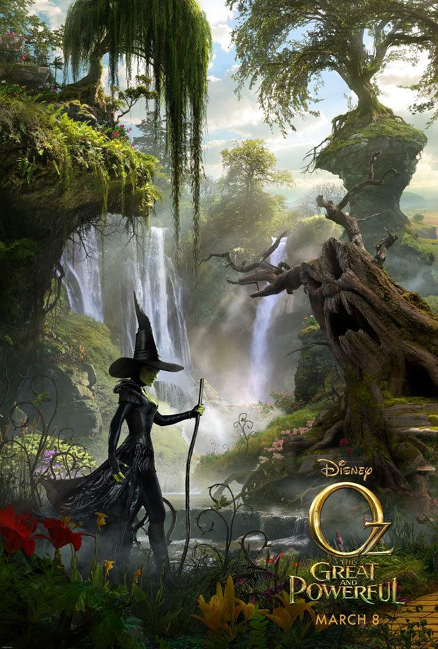 <strong><em>Oz: The Great and Powerful</em></strong> Wicked Witch Poster