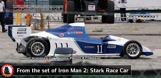 <strong><em>Iron Man 2</em></strong>'s GP Racer