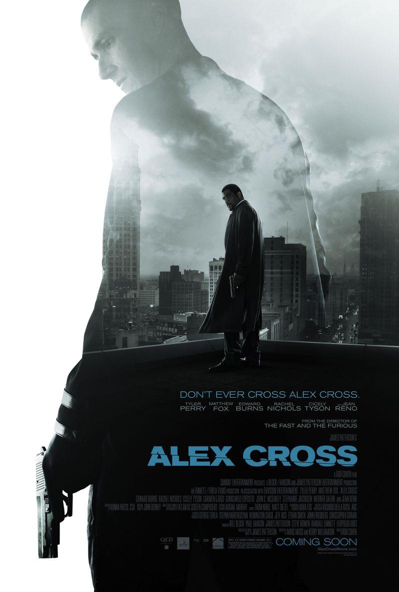 <strong><em>Alex Cross</em></strong> Poster