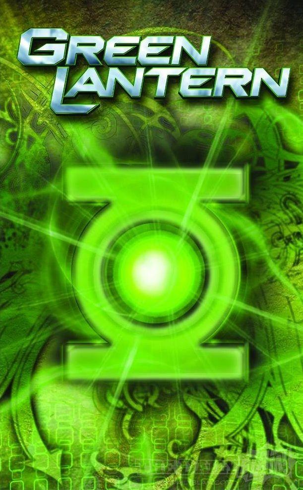 <strong><em>Green Lantern</em></strong> Promo Artwork #3