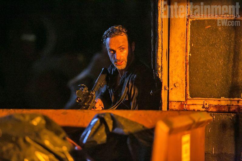 <strong><em>The Walking Dead</em></strong> Season 3.5 Premiere Photo 1