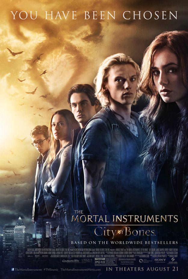 <strong><em>The Mortal Instruments: City of Bones</em></strong> Final Poster