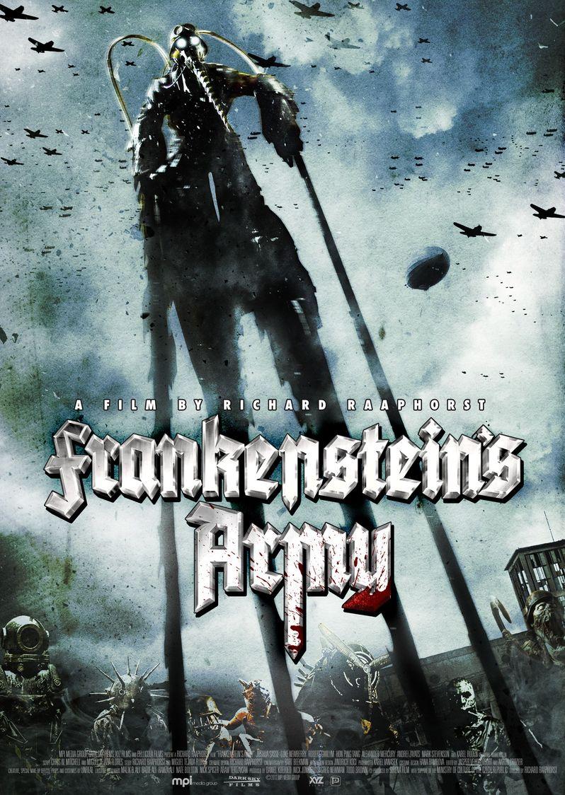 <strong><em>Frankenstein's Army</em></strong> Poster