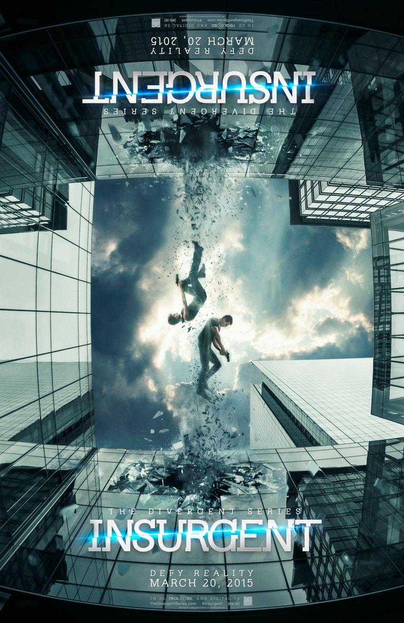 <strong><em>The Divergent Series: Insurgent</em></strong> Final Poster