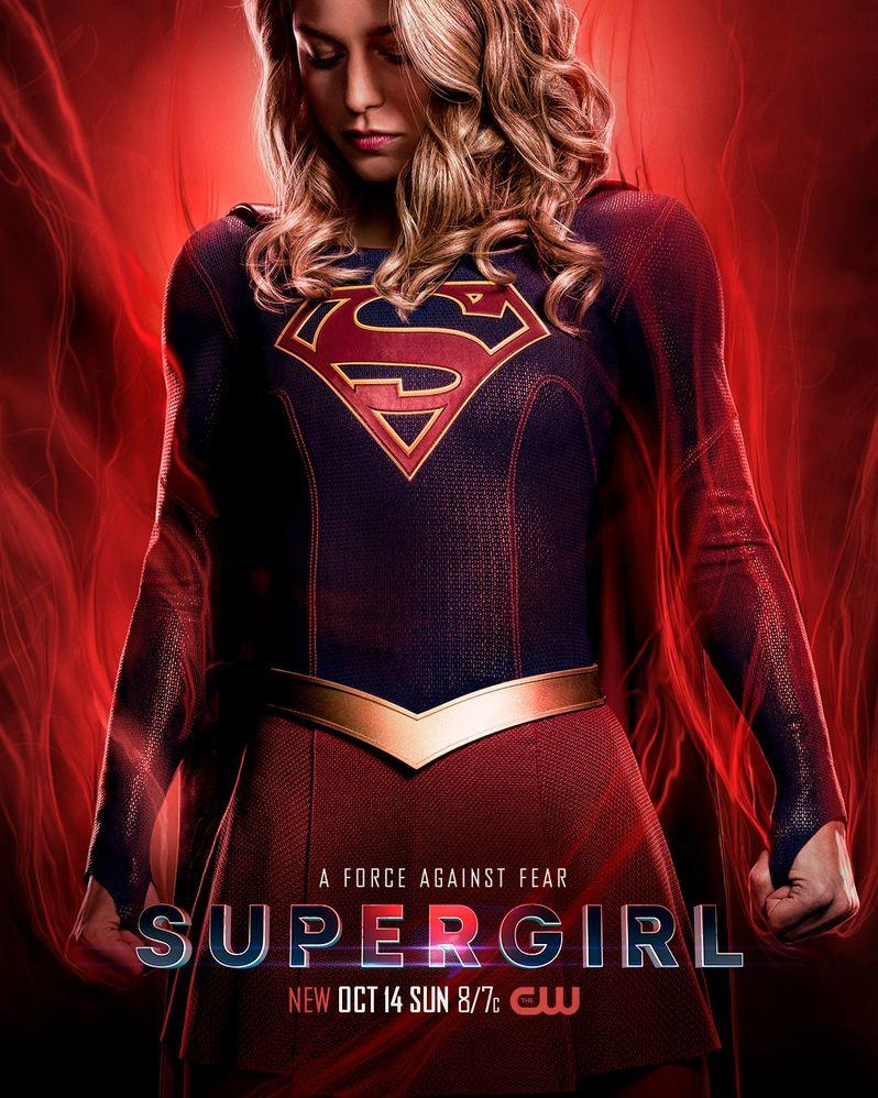 <strong><em>Supergirl</em></strong> Season 4 poster