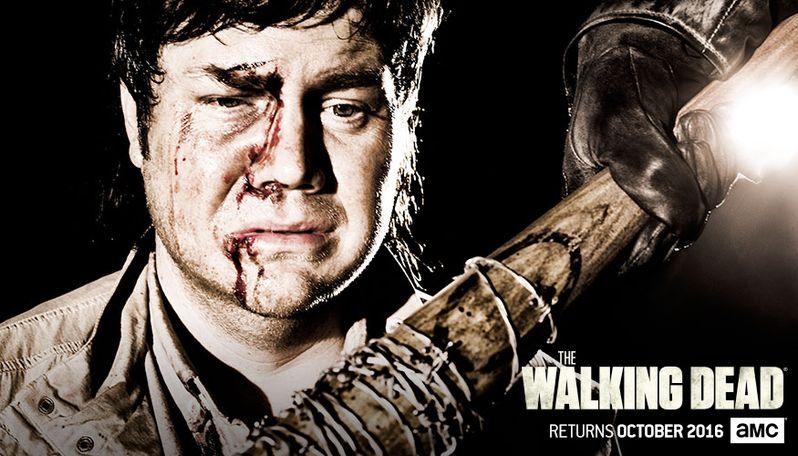 <strong><em>The Walking Dead</em></strong> Season 7 Eugene Poster