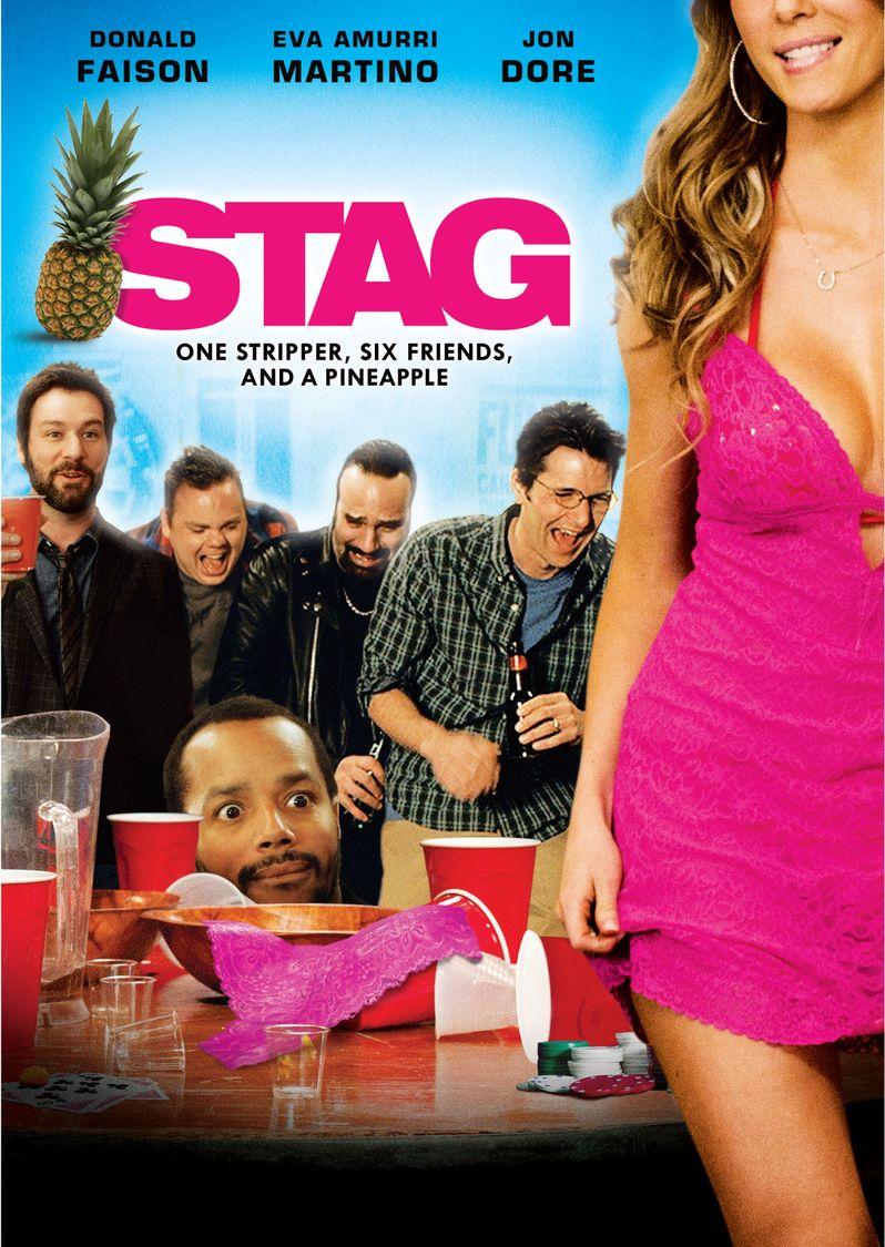 <strong><em>Stag</em></strong> Poster
