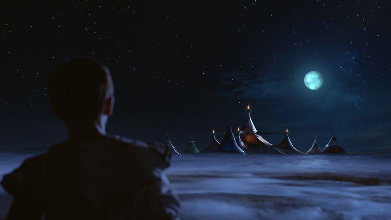 Cirque Du Soleil Worlds Away Photo Gallery photo 3