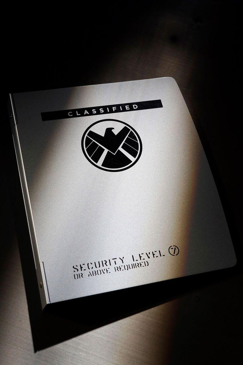 <strong><em>Marvel's Agents of S.H.I.E.L.D.</em></strong> Comic-Con 2013 Photo