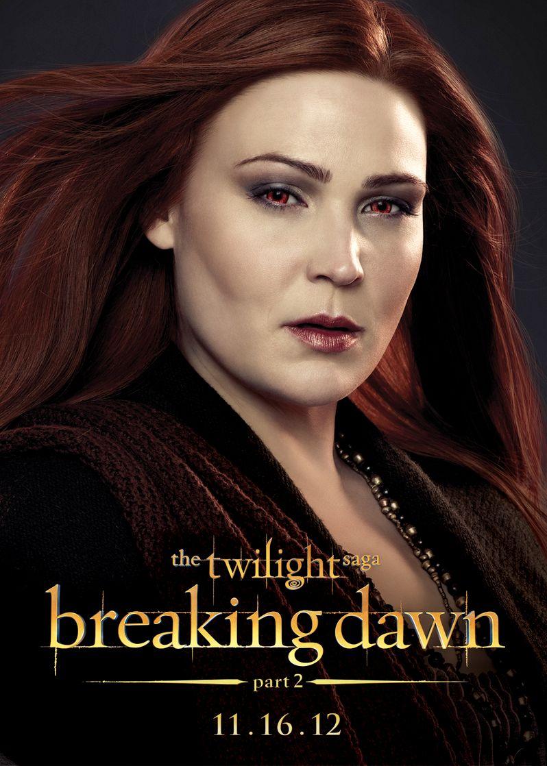 <strong><em>The Twilight Saga: Breaking Dawn - Part 2</em></strong> Siobhan Poster