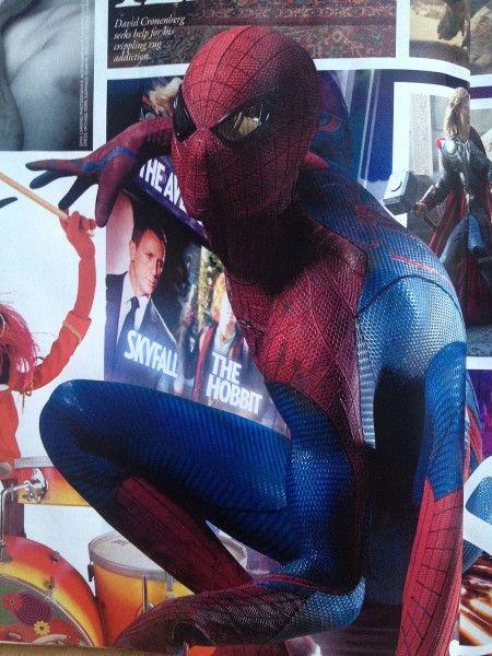 <strong><em>The Amazing Spider-Man</em></strong> Empire Magazine Photo #5