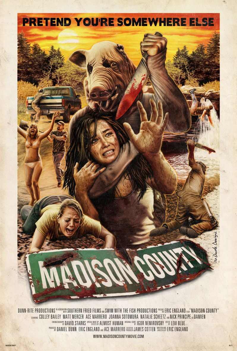 <strong><em>Madison County</em></strong> Poster #2