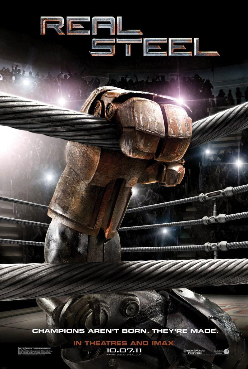 We speak with Hugh Jackman, production designer Tom Meyer, and special effects artist Jason Matthews on the <strong><em>Real Steel</em></strong> Set
