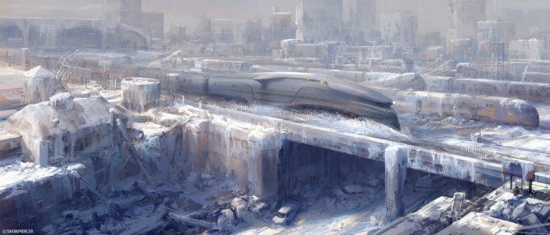 <strong><em>Snowpiercer</em></strong> Concept Art 3