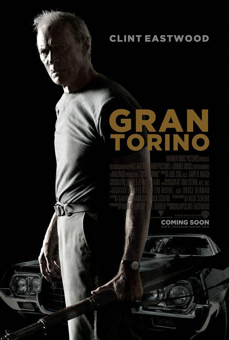 <strong><em>Gran Torino</em></strong> Poster
