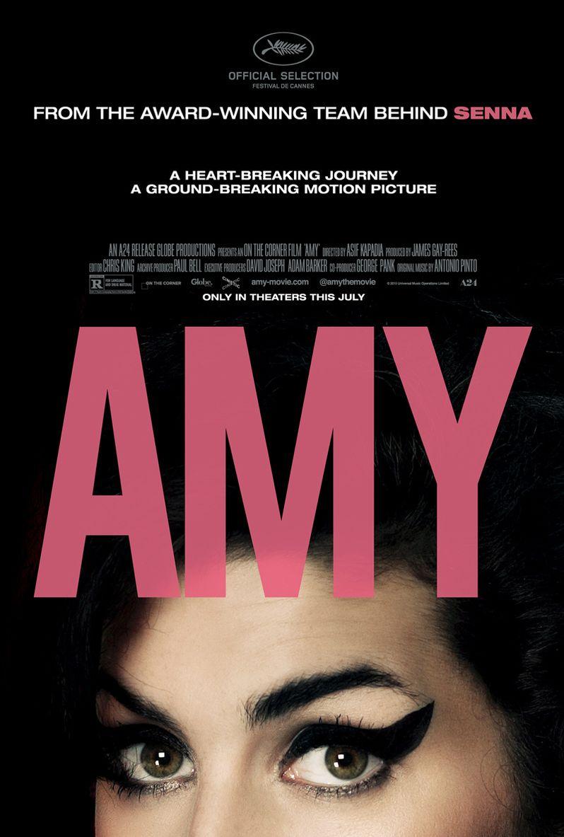 <strong><em>Amy</em></strong> Movie Poster