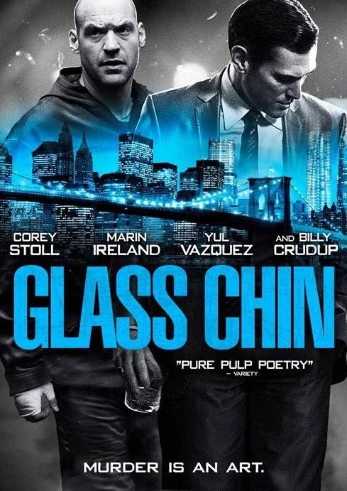 <strong><em>Glass Chin</em></strong> Poster