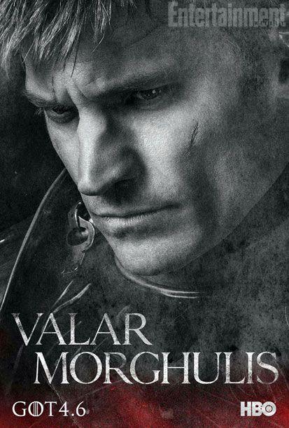 <strong><em>Game of Thrones</em></strong> Jamie Lannister Poster