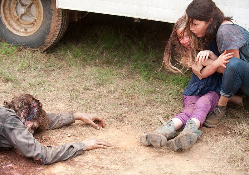 <strong><em>The Walking Dead</em></strong> Dead Weight Photo 8