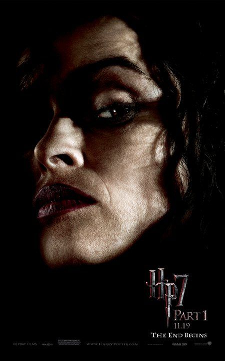 Bellatrix LeStrange Character Poster